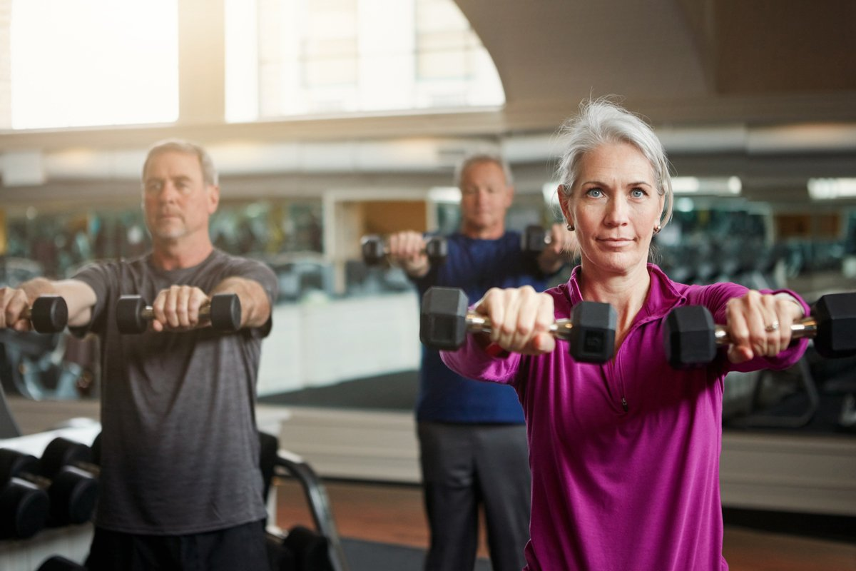 8 Ways Exercise Will Benefit You As You Age