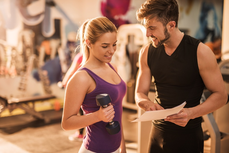 6 Ways a Certified Personal Trainer Becomes More Than Just Your Trainer